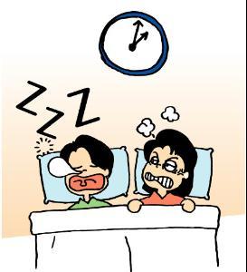 打鼾真的是睡得香吗?