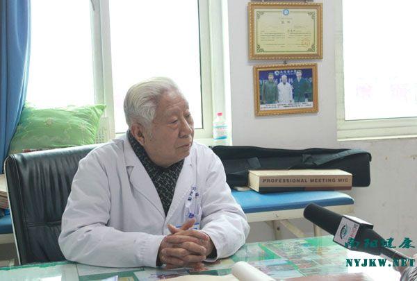 为了万家幸福 我做对了――访男科学教授张宝兴