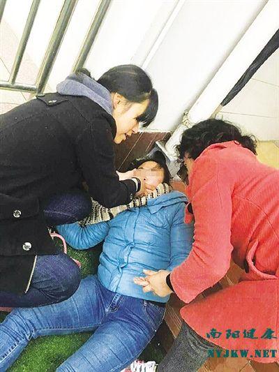 南阳市120急救指挥中心王旭 救人后她悄悄回了家
