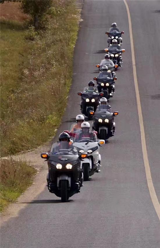 6月10日 百名摩托骑士将齐聚五朵山景区 挑战盘山公路