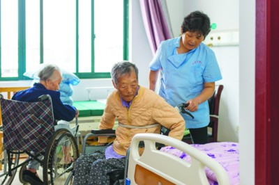 """安徽琅琊区:""""医养结合""""推进健康养老"""
