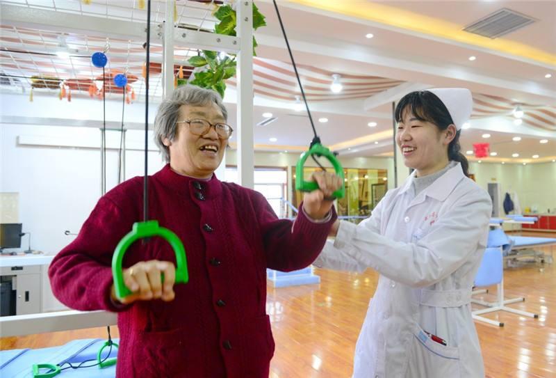 贵州:九成养老院与医疗机构合作