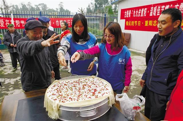 """重庆渝北:提升社区养老服务能力 保障""""老有所养"""""""