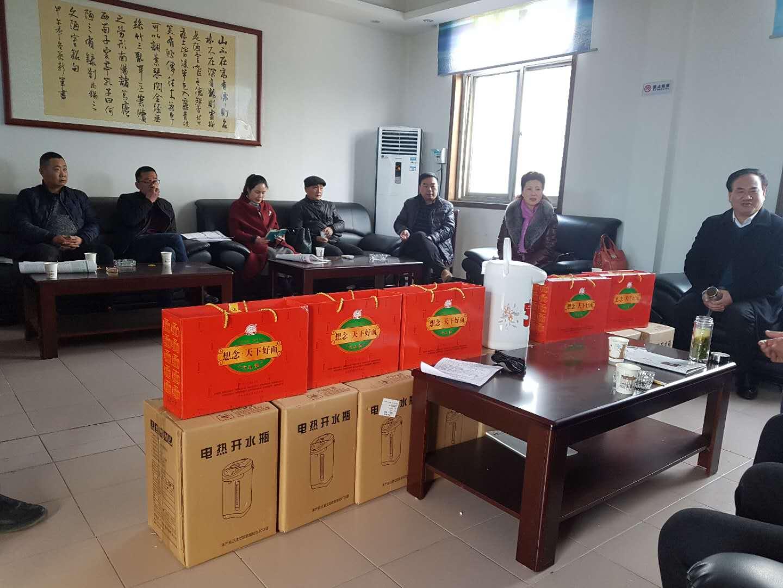 卧龙艾草产业协会:走访骨干会员企业 共谋产业发展愿景