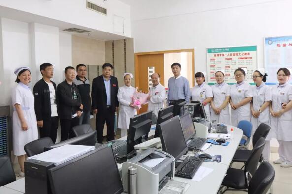南阳市第一人民医院:这个护士节我们这样过