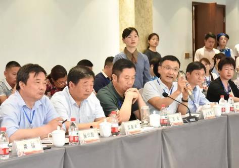 河南县域医院院长论坛在镇平县人民医院举办