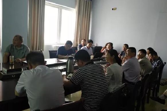 南阳市中医药发展局举办艾叶研究报告会