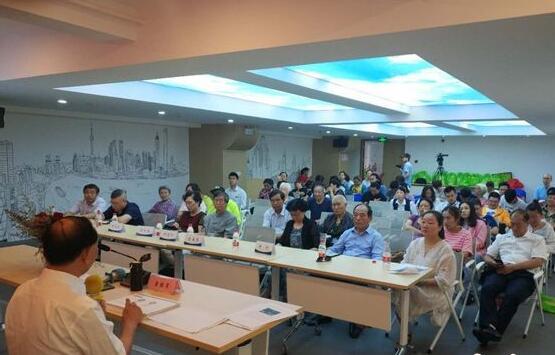唐祖宣传承工作室授牌仪式暨健康公益讲座在上海举行