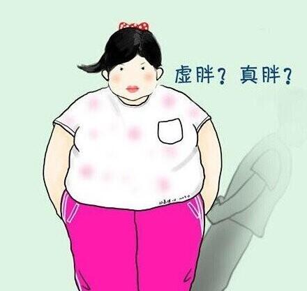西媒:女性对肥胖的抵抗力比男性强