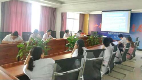 加强技能培训 提升规范操作――南阳宛城妇科医院开展化验室基本操作培训