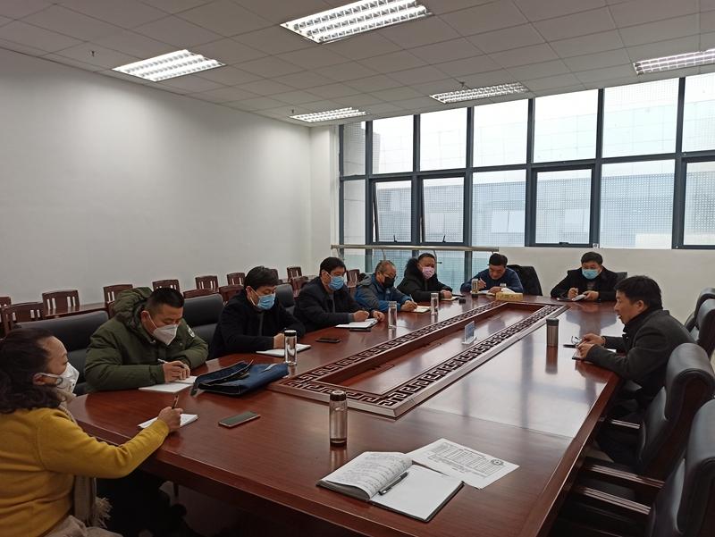 南阳市医疗保障局迅速落实省市会议精神进一步加强疫情防控医疗保障工作