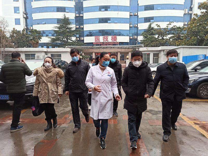 南阳市疫情医保资金拨付继续位于全省前茅,已拨资金6148万元
