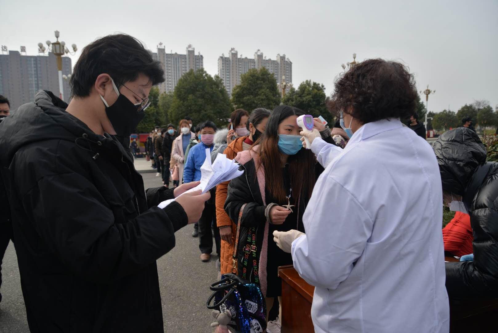 方城抗疫一线捷报:方城县第三例新冠肺炎患者治愈出院