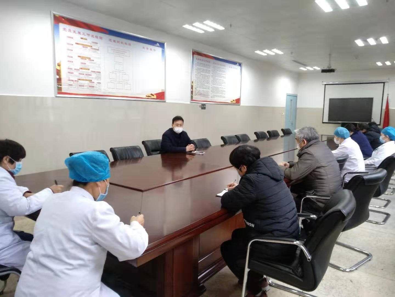 南阳市医专二附院:关键时刻显担当,为人民树起阻击疫情的屏障