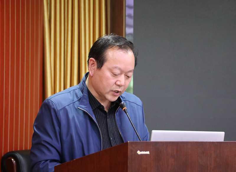 分析形势、明确思路——南阳市召开2021年卫生健康宣传工作会议