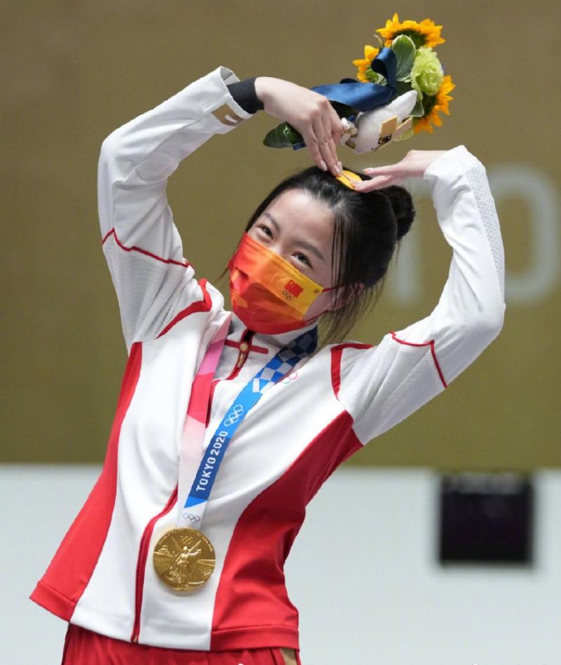 """一边""""操纵""""着奥运奖牌榜,另一边却指责中国就想着拿金牌"""