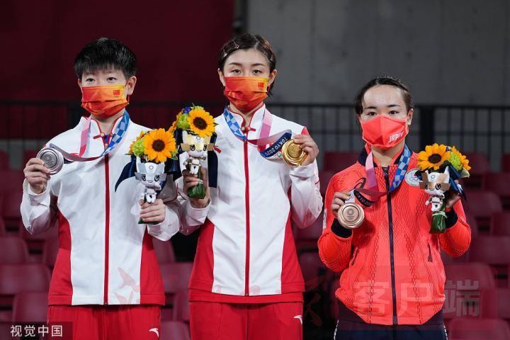 国乒凯旋后致信南阳市政府 奥运夺金也有你们的贡献